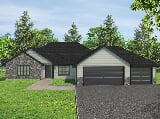 Photo Brand New Home in Williston, ND. 4 Bed, 2 Bath