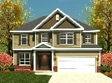 Photo 4 Bed, 2 Bath New Home plan in North Augusta, SC