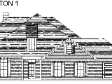 Photo 4 Bed, 4 Bath New Home plan in Montgomery, AL