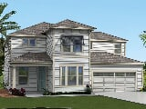 Photo 4 Bed, 2 Bath New Home plan in Saint Johns, FL