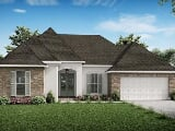 Photo 4 Bed, 2 Bath New Home plan in Madisonville, LA