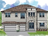 Photo 4 Bed, 3 Bath New Home plan in South Pasadena, FL