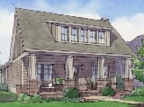 Photo 3 Bed, 2 Bath New Home plan in Helena, AL