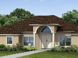 Photo 3 Bed, 2 Bath New Home plan in West Palm Beach, FL