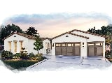 Photo 5 Bed, 3 Bath New Home plan in Santa Rosa, CA