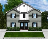 Photo 3 Bed, 3 Bath New Home plan in Pendleton, SC