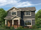 Photo 4 Bed, 2 Bath New Home plan in Parker, CO