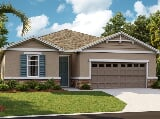 Photo 4 Bed, 3 Bath New Home plan in Okahumpka, FL