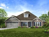 Photo 3 Bed, 2 Bath New Home plan in Collinsville, OK