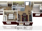 Photo Cayce Cove is a Cayce apartment Spencer. Pet OK!
