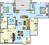 Photo Osceola Bend Apartment Homes - Cypress