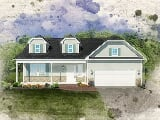Photo 3 Bed, 2 Bath New Home plan in Wilton, NY