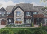 Photo 5 Bed, 5 Bath New Home plan in Carmel, IN
