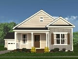 Photo 3 Bed, 2 Bath New Home plan in Highland, NY