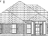 Photo 3 Bed, 2 Bath New Home plan in Montgomery, AL