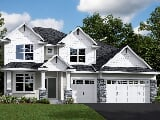 Photo 4 Bed, 4 Bath New Home plan in Chanhassen, MN