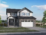 Photo 3 Bed, 2 Bath New Home plan in Aurora, CO
