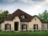 Photo 3 Bed, 2 Bath New Home plan in Joshua, TX