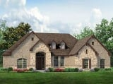 Photo 3 Bed, 3 Bath New Home plan in Joshua, TX