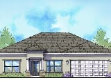 Photo 4 Bed, 2 Bath New Home plan in Palm Bay, FL