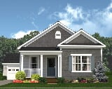 Photo 2 Bed, 2 Bath New Home plan in Highland, NY