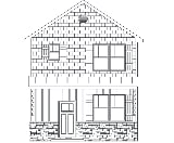 Photo 3 Bed, 2 Bath New Home plan in Fletcher, NC