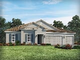 Photo 4 Bed, 2 Bath New Home plan in Lakewood Ranch, FL