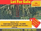Photo Land-Plot for sale in Theodore Alabama USA...