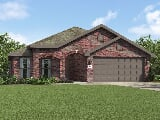 Photo 4 Bed, 2 Bath New Home plan in Lubbock, TX