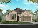 Photo 3 Bed, 2 Bath New Home plan in Denison, TX