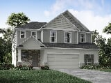 Photo 4 Bed, 2 Bath New Home plan in Green Cove...