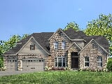 Photo 4 Bed, 3 Bath New Home plan in Wildwood, MO