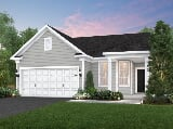 Photo 2 Bed, 2 Bath New Home plan in Westerville, OH
