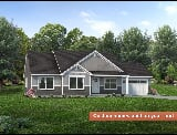 Photo 3 Bed, 2 Bath New Home plan in Hebron, OH