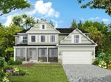 Photo 4 Bed, 2 Bath New Home plan in Ballston Lake, NY