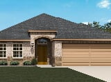 Photo 3 Bed, 2 Bath New Home plan in Crandall, TX