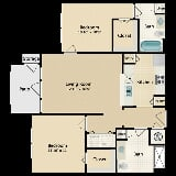 Photo The Meetinghouse at Daytona - 2 BED 2 BATH
