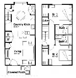 Photo Birches Townhomes - 2 Bedrooms, 2 Bathrooms