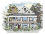 Photo 5 Bed, 4 Bath New Home plan in Pike Road, AL