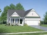 Photo 2 Bed, 2 Bath New Home plan in Smyrna, DE