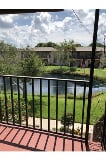 Photo 2bed 2bath condo with pond view