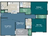 Photo Abberly Pointe Apartment Homes - The Spain