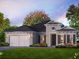 Photo 4 Bed, 3 Bath New Home plan in Daytona Beach, FL