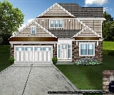 Photo 3 Bed, 3 Bath New Home plan in Brecksville, OH