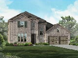 Photo 4 Bed, 3 Bath New Home plan in Aubrey, TX