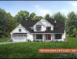 Photo 3 Bed, 2 Bath New Home plan in Belmont, OH