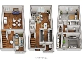 Photo SoDel - 2 Bedroom Townhome
