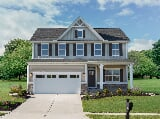 Photo 4 Bed, 2 Bath New Home plan in Raleigh, NC