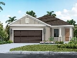 Photo 3 Bed, 2 Bath New Home plan in Parrish, FL