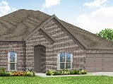 Photo 4 Bed, 3 Bath New Home plan in Forney, TX
